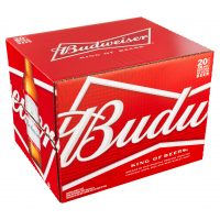 Budweiser 20 pack 300ml