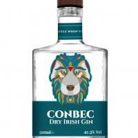 Conbec Dry Irish Gin 500ml