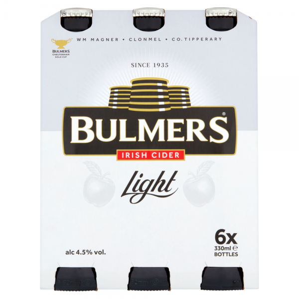 Bulmers_Light_Irish_Cider_6_x_330ml