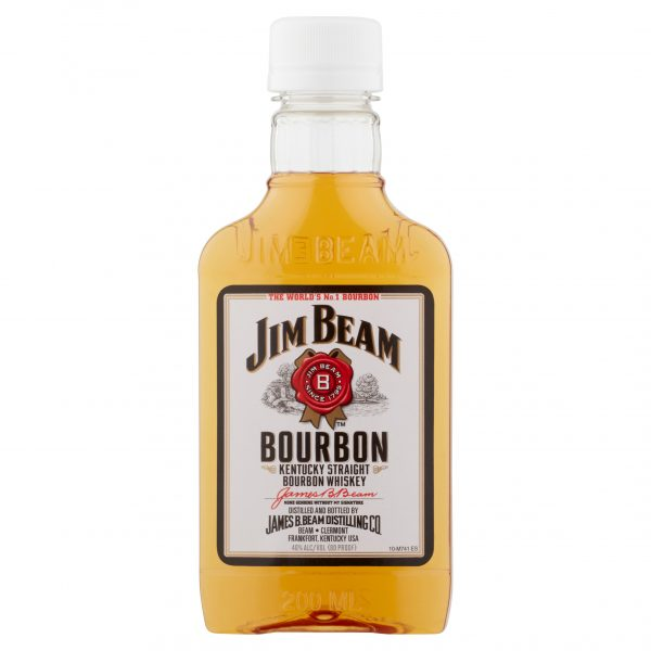 Jim Beam Bourbon 200ml