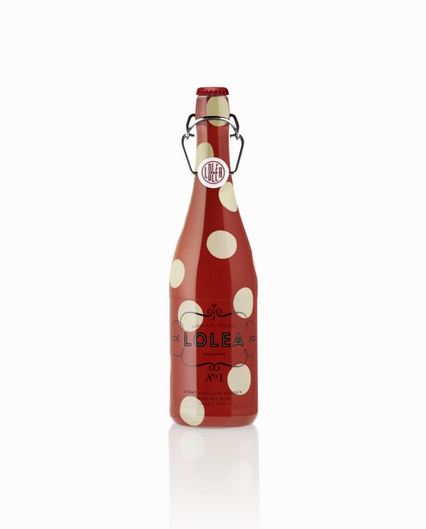 LOLEA N.1 RED WINE SANGRIA FRIZZANTE 750ML