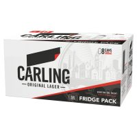 Carling 8 pack