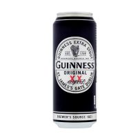 Guinness Extra Stout 500ml Can-01