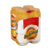 HACKENBERG CAN 500ML 5% 4PK