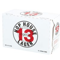 Hop House Lager 8 Pack 500ml