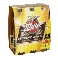 Miller 6 Pack 330ml Bottle