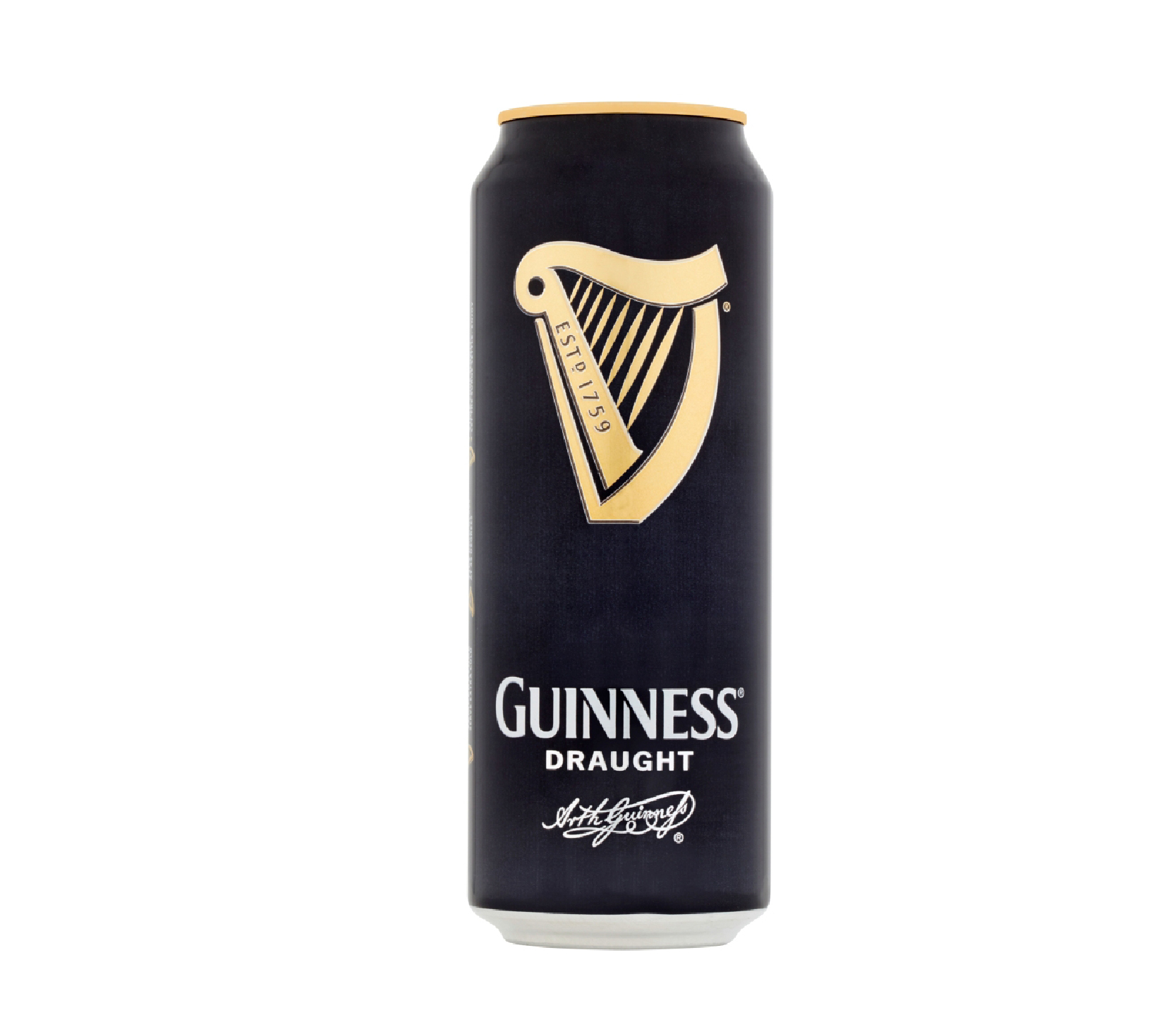 Guinness 500ml Can ABV 4.2%