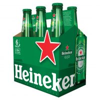 Heineken 6 Pack 330ml Bottle