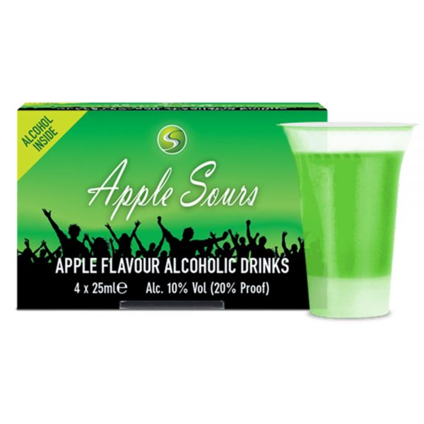 Apple Sours Shots