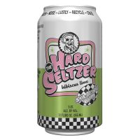 Ska Brewing Hibiscus Lime Hard Seltzer 355ml
